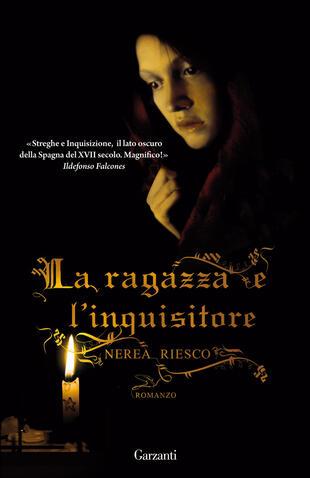 copertina La ragazza e l'inquisitore