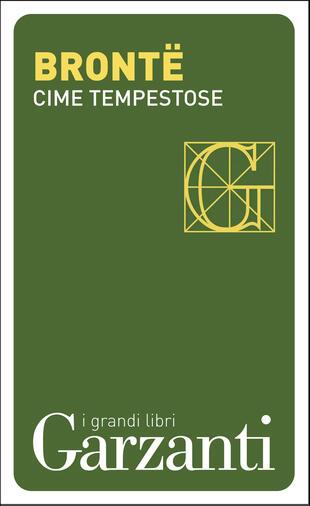 copertina Cime tempestose