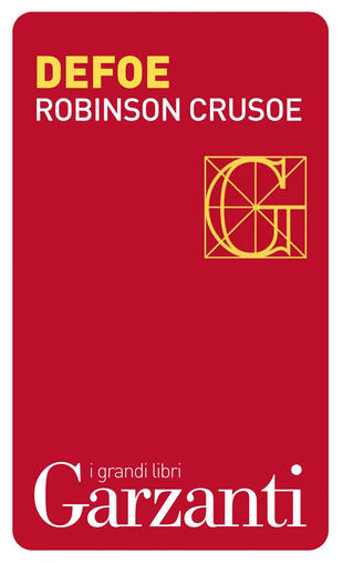 copertina Robinson Crusoe