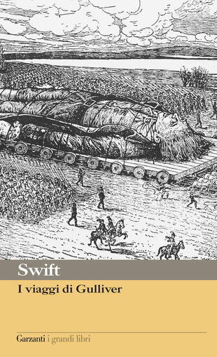 copertina I viaggi di Gulliver