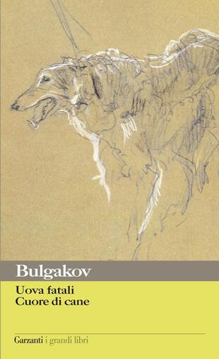 copertina Uova fatali – Cuore di cane