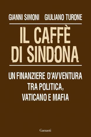 copertina Il caffè di Sindona