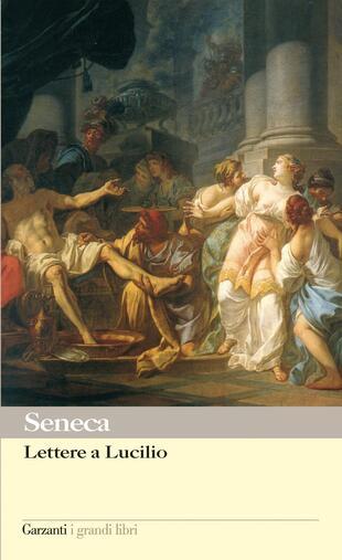 copertina Lettere a Lucilio