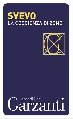 copertina La coscienza di Zeno