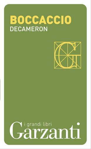 copertina Decameron