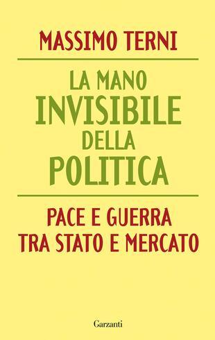 copertina La mano invisibile della politica