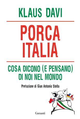 copertina Porca Italia