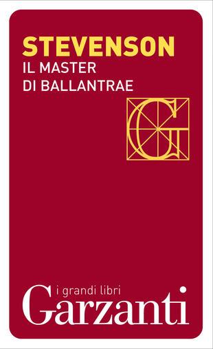 copertina Il Master di Ballantrae