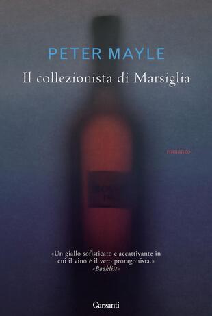 copertina Il collezionista di Marsiglia