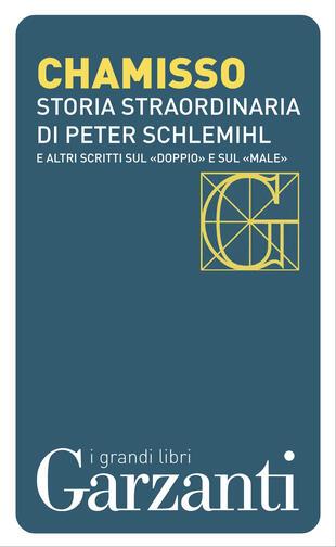 copertina Storia straordinaria di Peter Schlemihl e altri scritti sul «doppio» e sul «male»