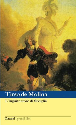 copertina L'ingannatore di Siviglia
