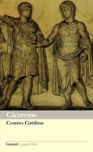 copertina Contro Catilina