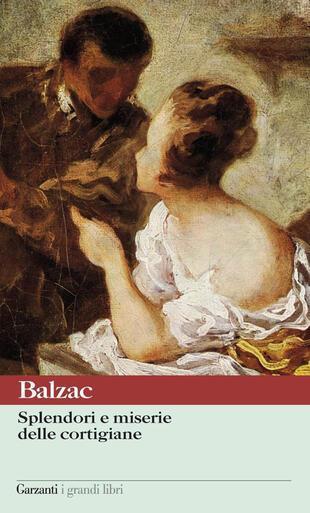 copertina Splendori e miserie delle cortigiane