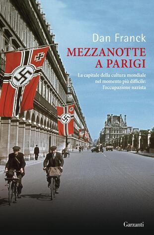 copertina Mezzanotte a Parigi