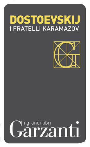 copertina I fratelli Karamazov
