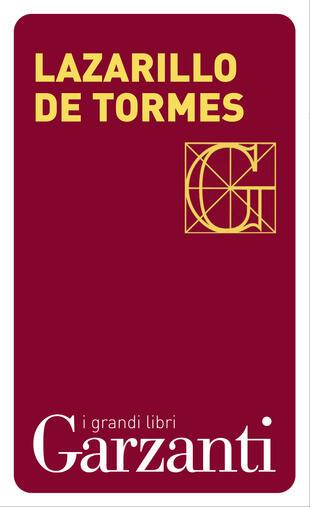 copertina Lazarillo de Tormes