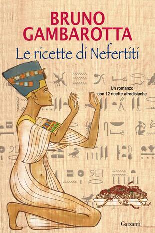copertina Le ricette di Nefertiti