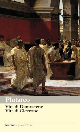 copertina Vita di Demostene - Vita di Cicerone