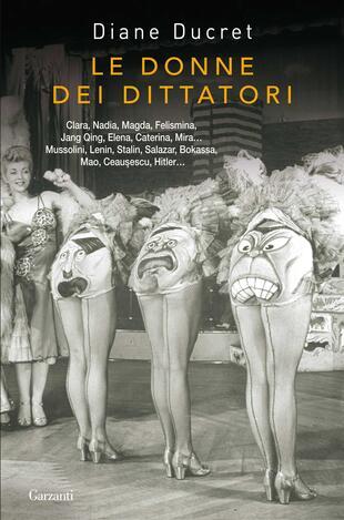 copertina Le donne dei dittatori