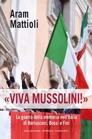 copertina Viva Mussolini!