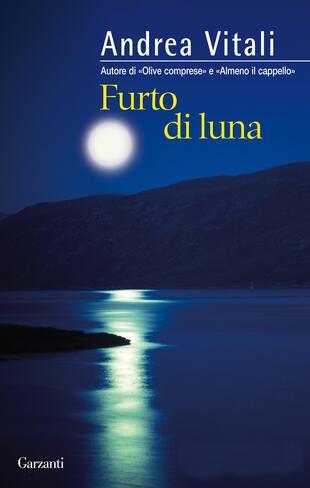 copertina Furto di luna