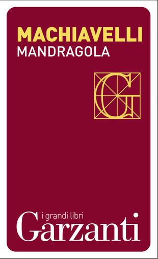 copertina Mandragola