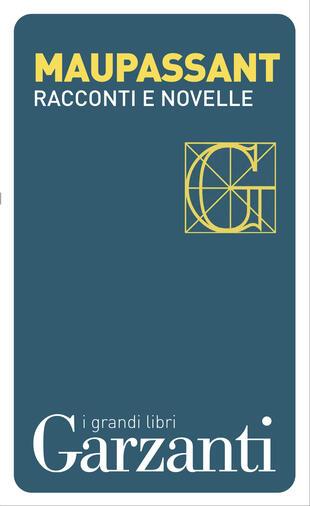 copertina Racconti e novelle