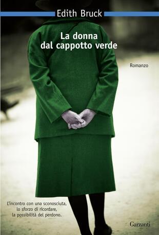 copertina La donna dal cappotto verde