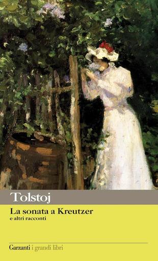 copertina La sonata a Kreutzer e altri racconti