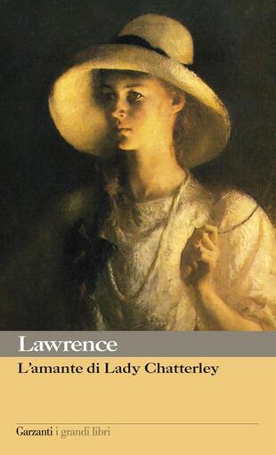 copertina L'amante di Lady Chatterley