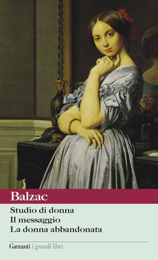 copertina Studio di donna - Il messaggio - La donna abbandonata