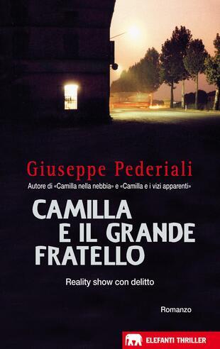 copertina Camilla e il Grande Fratello
