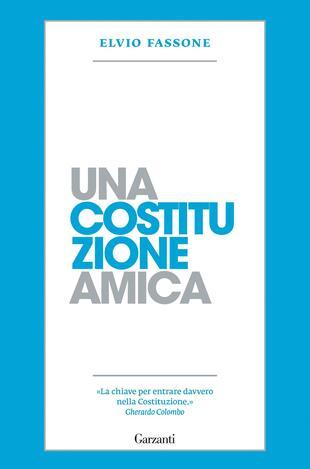 copertina Una Costituzione amica