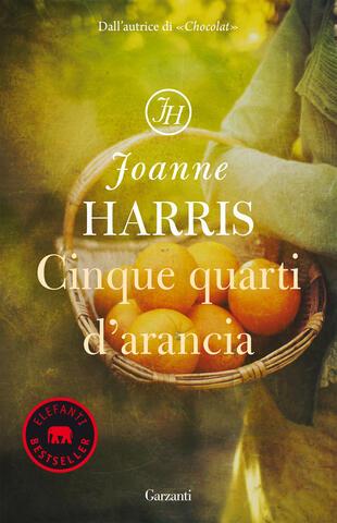 copertina Cinque quarti d'arancia