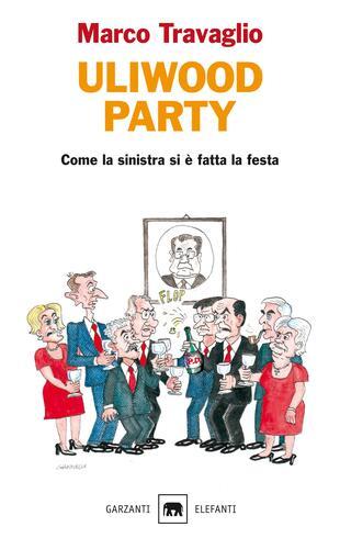 copertina Uliwood Party