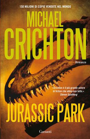 copertina Jurassic Park