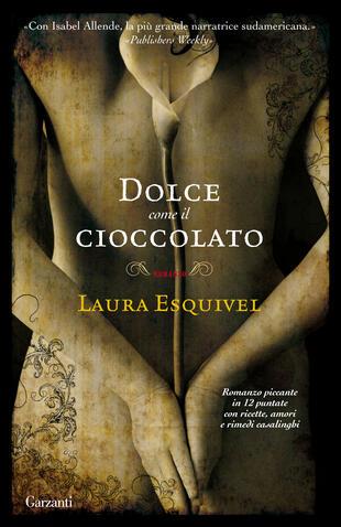 copertina Dolce come il cioccolato
