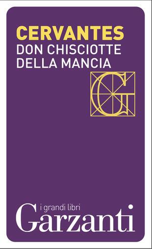 copertina Don Chisciotte della Mancia