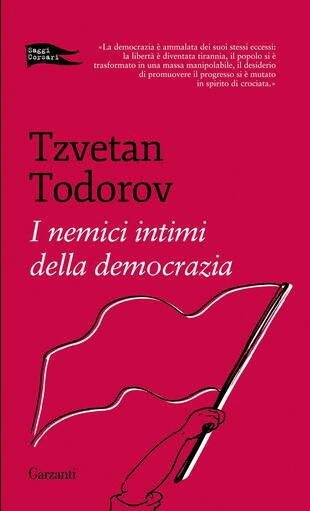 copertina I nemici intimi della democrazia