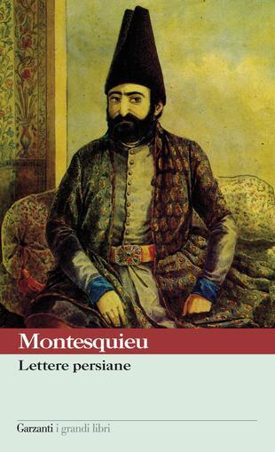 copertina Lettere persiane