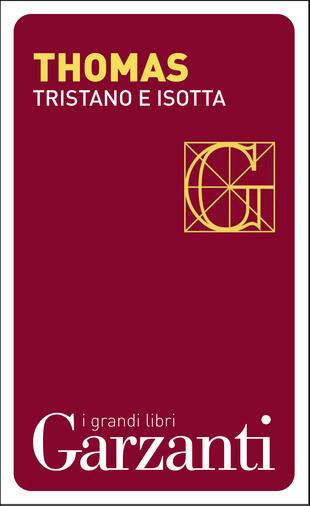 copertina Tristano e Isotta