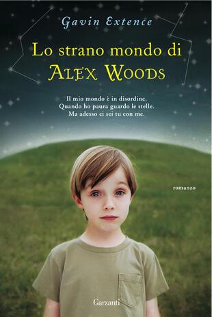 copertina Lo strano mondo di Alex Woods