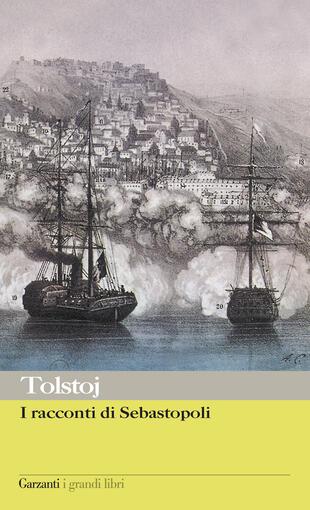 copertina I racconti di Sebastopoli