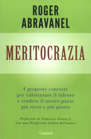 copertina Meritocrazia