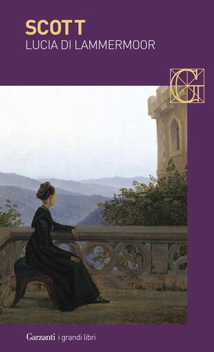 copertina Lucia di Lammermoor