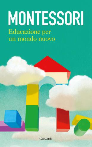 copertina Educazione per un mondo nuovo