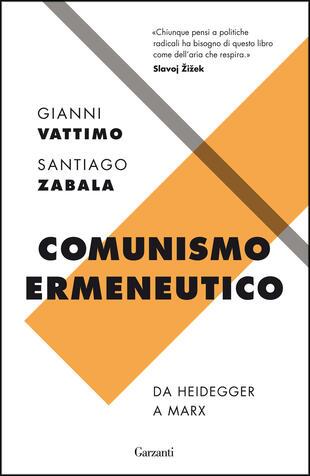 copertina Comunismo ermeneutico