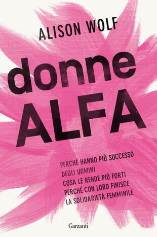 copertina Donne Alfa