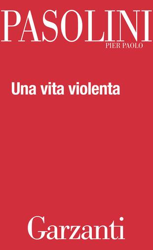 copertina Una vita violenta