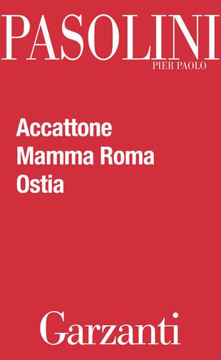 copertina Accattone - Mamma Roma - Ostia
